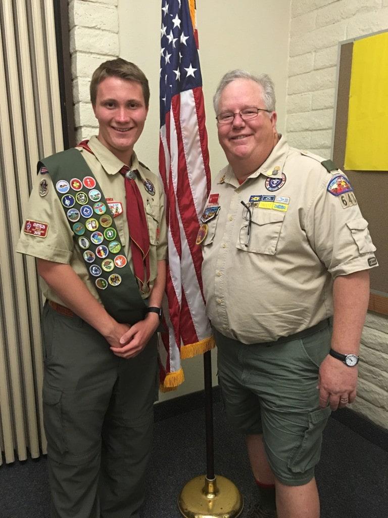 Zachary Harper Eagle Scout